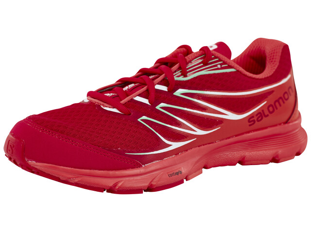Salomon Sense Link - Chaussures running Femme - rouge